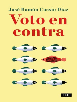 cover image of Voto en contra