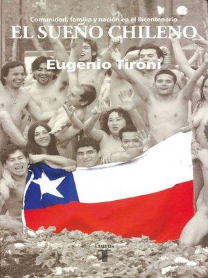 cover image of El sueño chileno