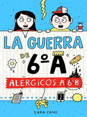 cover image of Alérgicos a 6º B