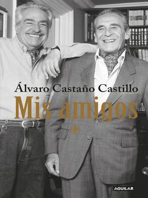 cover image of Mis amigos