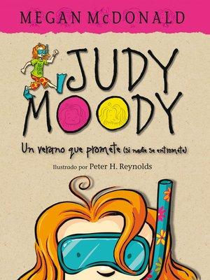 cover image of Un verano que promete (si nadie se entromete) (Colección Judy Moody 10)