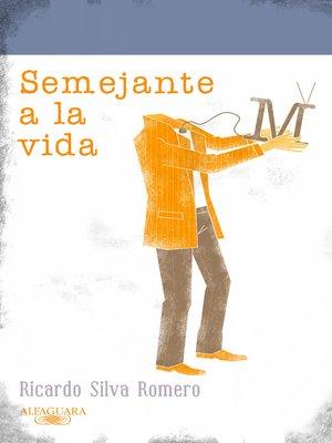 cover image of Semejante a la vida
