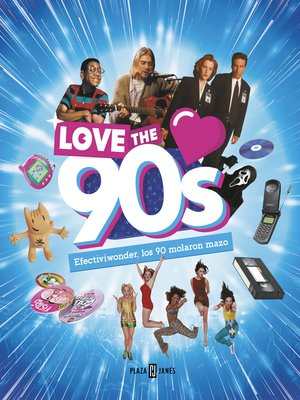 cover image of Love the 90s