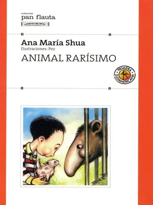 cover image of Animal rarísimo