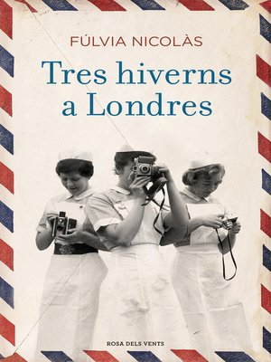 cover image of Tres hiverns a Londres
