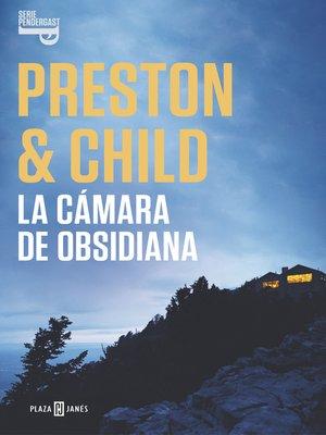 cover image of La cámara de obsidiana
