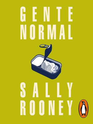 cover image of Gente normal