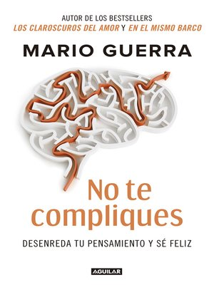 cover image of No te compliques