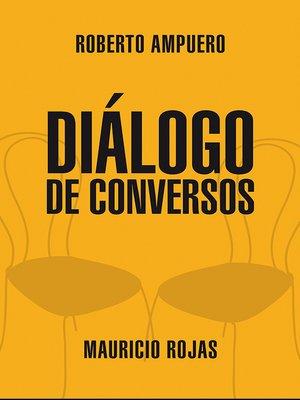 cover image of Diálogo de conversos