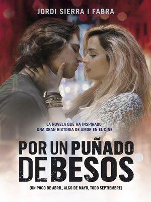 cover image of Por un puñado de besos