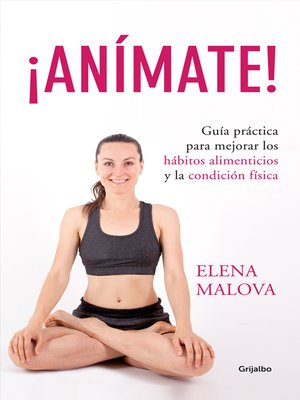 cover image of ¡Anímate!