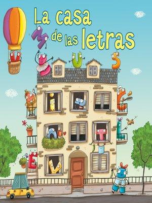 cover image of La casa de las letras