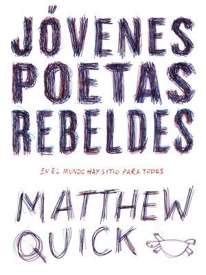 cover image of Jóvenes poetas rebeldes