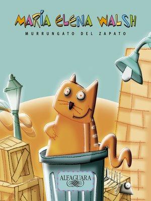 cover image of Murrungato del zapato