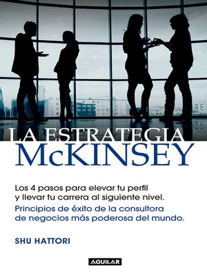 cover image of La estrategia McKinsey