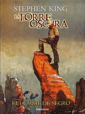 cover image of El hombre de negro