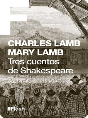 cover image of Tres cuentos de Shakespeare (Flash Relatos)