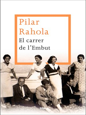 cover image of El carrer de l'Embut