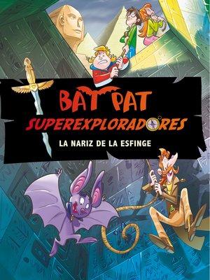 cover image of La nariz de la esfinge