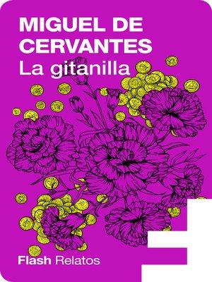 cover image of La gitanilla