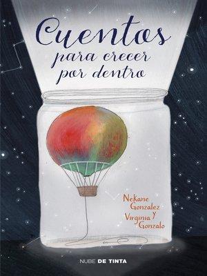 cover image of Cuentos para crecer por dentro