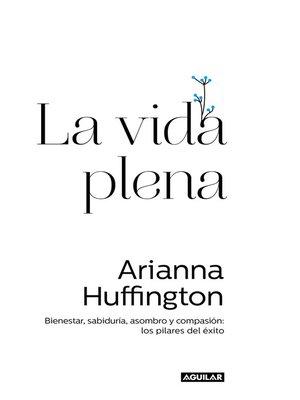 cover image of La vida plena