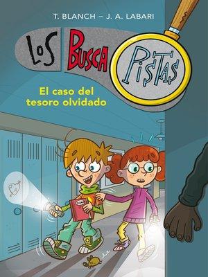 cover image of El caso del tesoro olvidado