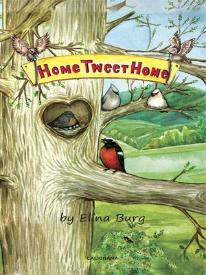 cover image of Home Tweet Home