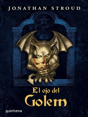 cover image of El ojo del Golem (Bartimeo 2)