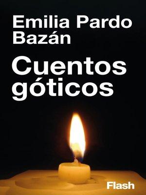 cover image of Cuentos góticos
