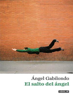 cover image of El salto del ángel. Palabras para comprendernos