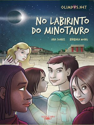 cover image of No labirinto do Minotauro