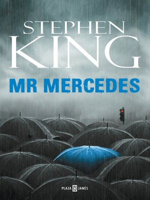 cover image of Mr. Mercedes