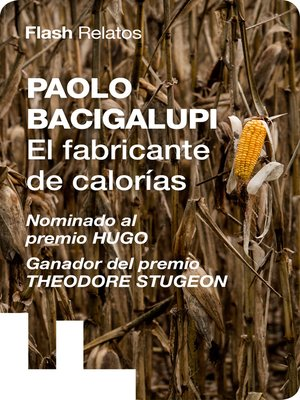 cover image of El fabricante de calorías (Flash Relatos)