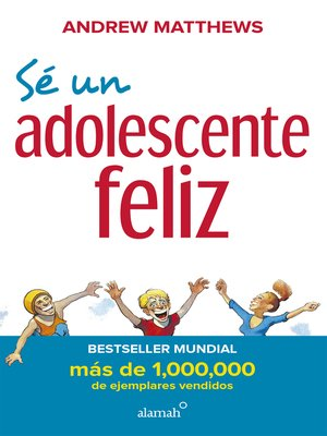 cover image of Sé un adolescente feliz