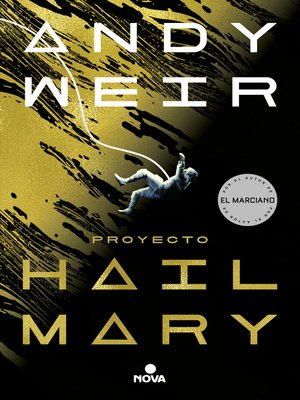 cover image of Proyecto Hail Mary