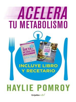 cover image of Acelera tu metabolismo (Paquete digital) (Colección Vital)