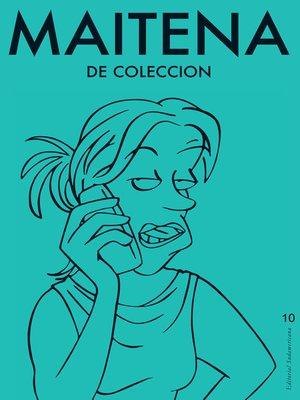 cover image of Maitena de coleccion 10