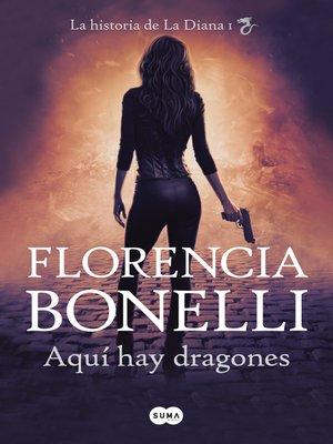 cover image of Aquí hay dragones