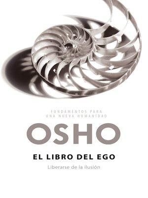 cover image of El libro del ego (Fundamentos para una nueva humanidad)
