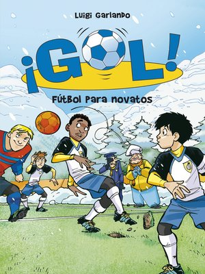 cover image of Fútbol para novatos