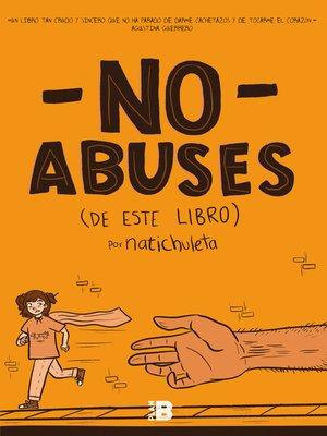 cover image of No Abuses De Este Libro