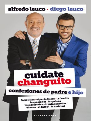cover image of Cuidate, changuito