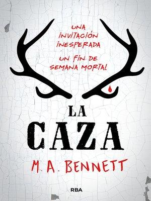 cover image of La caza