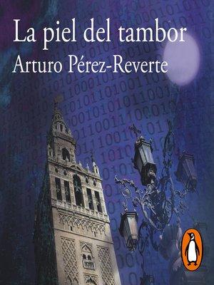 cover image of La piel del tambor