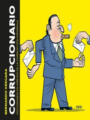 cover image of Corrupcionario