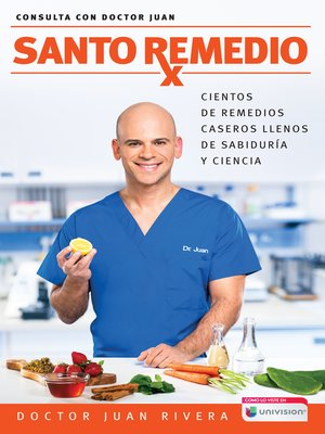 cover image of Santo remedio