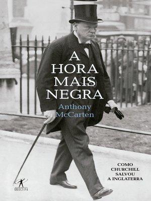 cover image of A hora mais negra