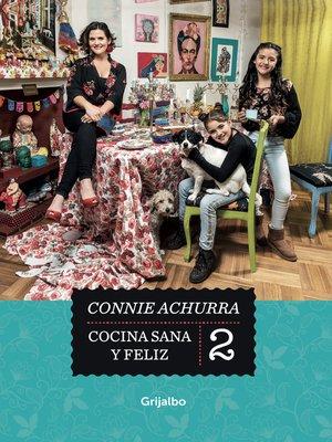 cover image of Cocina sana y feliz 2