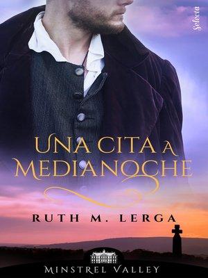 cover image of Una cita a medianoche